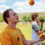 Жонглирование и контактное жонглирование